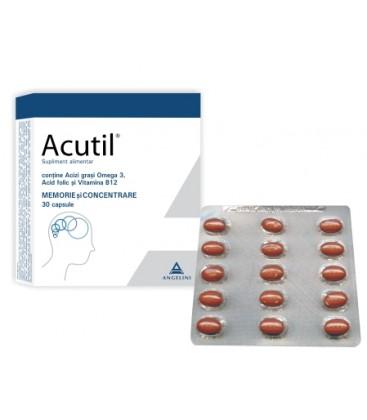 Acutil x 30cp