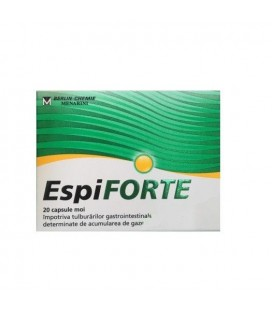 Espiforte 140mg x 20 cp