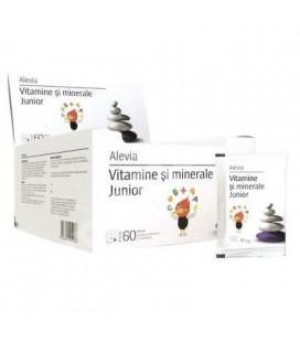 Vitamine si minerale junior x 60 plicuri