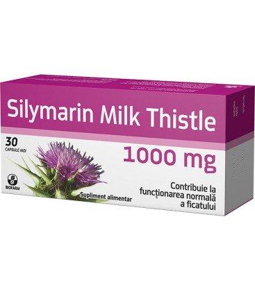 Silymarin Milk Thistle 1000mg x 30cps CUTIE  BIOFARM