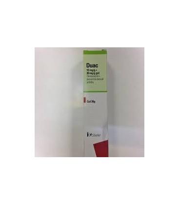 DUAC 10 mg/g+30 mg/g X 1 GEL 10mg/g+30mg/g GSK PROMO