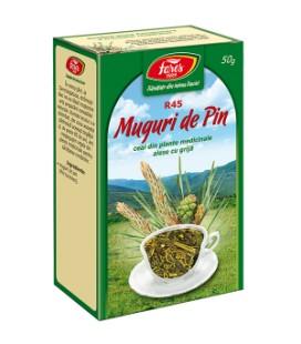 FARES Ceai muguri pin x 50g CUTIE  FARES