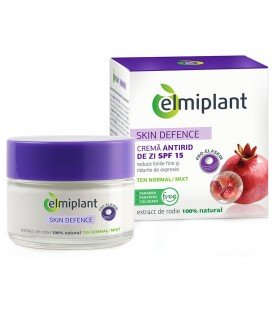 ELMI Crema antirid zi ten normal mixt x 50ml