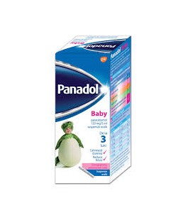 PANADOL BABY X 1 SUSP. ORALA 120mg/5ml GSK