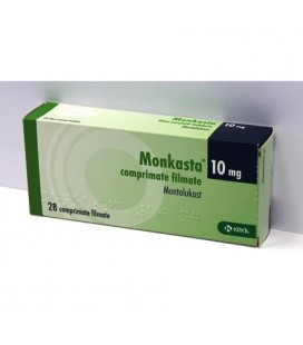MONKASTA 10 mg X 28 COMPR. FILM.
