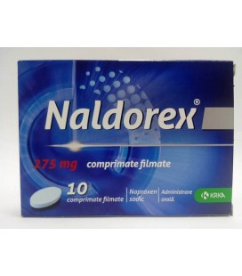 NALDOREX 275 mg X 20 COMPR. FILM.