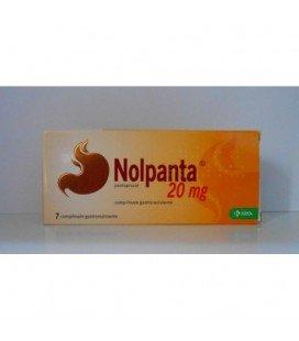 NOLPANTA 20 mg X 14 COMPR. GASTROREZ.
