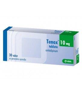 TENOX 10 mg X 30 COMPR.