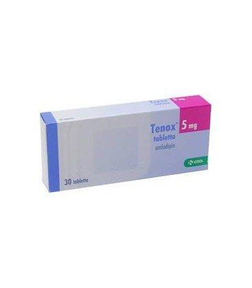 TENOX 5 mg X 30 COMPR.
