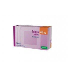 TOLURA 40 mg X 28 COMPR.
