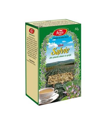 Ceai salvie frunze x 50g
