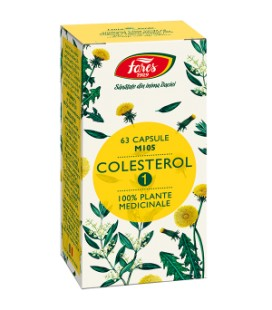 Colesterol 1 x 63cps