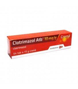 CLOTRIMAZOL 1% X 15G CREMA