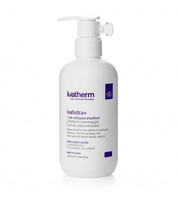 IVATHERM Ivahidra+ gel spalare piele sensibila x 250 ml