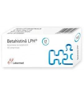 BETAHISTINA LPH 24 mg X 60 COMPR.