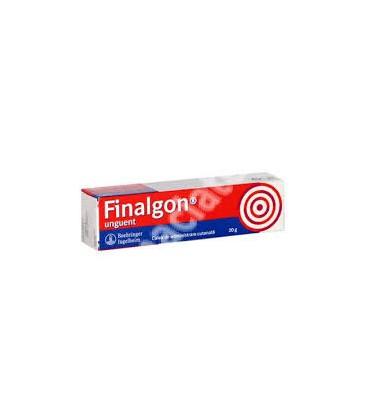 FINALGON 4 mg/25 mg/ g X 1 UNGUENT