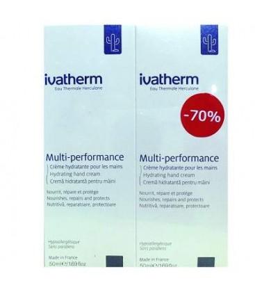 IVATHERM Multiperformance  crema hidratanta maini x 50ml  1-70%