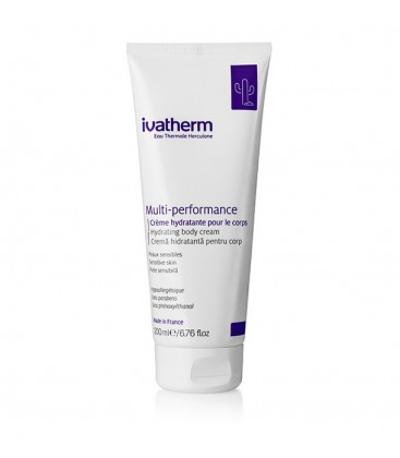 IVATHERM Multi-performance crema hidratanta corp x 200ml