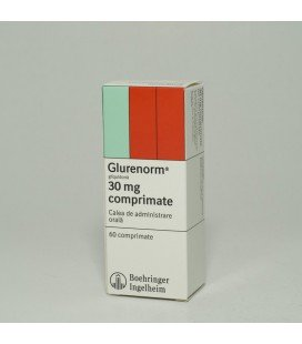 GLURENORM X 60 COMPR. 30mg