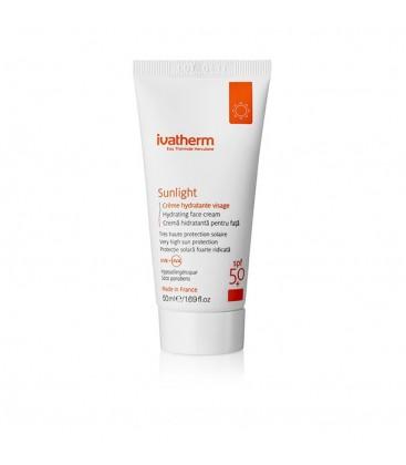 IVATHERM Sunlight crema hidratanta SPF50+ x 50ml