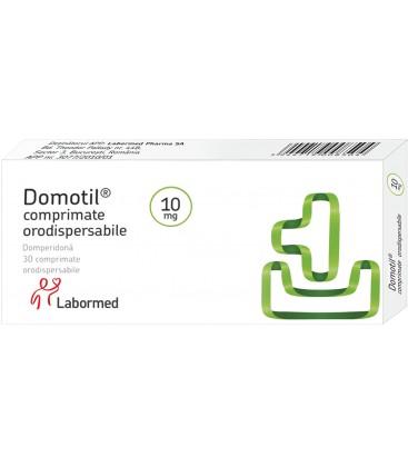 DOMOTIL 10 mg X 30 COMPR. ORODISPERSABILE