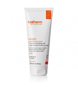 IVATHERM Sunlight lapte hidratant  SPF25 x 200ml