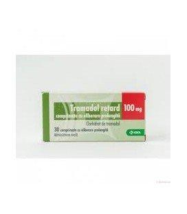 TRAMADOL RETARD 100 mg X 30 COMPR. ELIB. PREL.