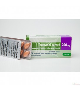TRAMADOL RETARD 200 mg X 30 COMPR. FILM. ELIB. PREL.