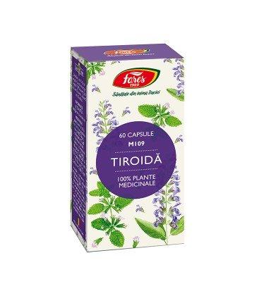 Tiroida x 60cps