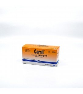 CARNIL (R) X 10 SOL. ORALA 100mg/ml