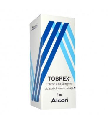 TOBREX (R) X 1 UNG. OFT. 0,3% NOVARTIS