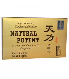 Natural Potent 10ml x 6fiole