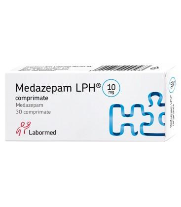 MEDAZEPAM LPH 10 mg X 30 COMPR.