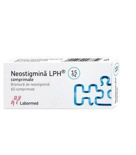 NEOSTIGMINA LPH 15 mg X 60 COMPR.