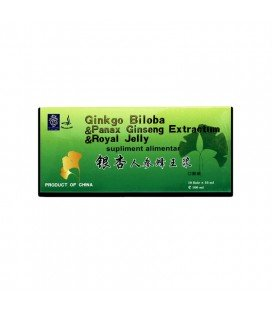 Panax Ginseng Extractum 10ml x 10fi