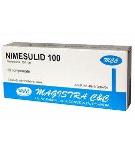 NIMESULID 100 mg X 10 COMPR. 100mg MAGISTRA