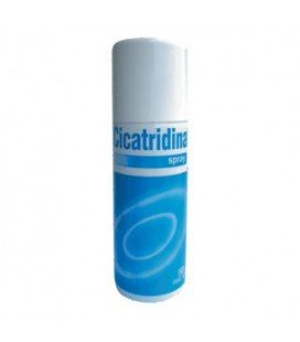 Cicatridina spray x 125ml CUTIE  NATURPHARMA