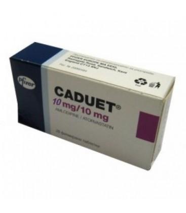 CADUET 10mg/10mg X 30 COMPR. FILM. 10mg/10mg PFIZER