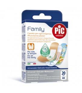 PIC Plasturi asortati Family x 20buc