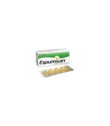 ESPUMISAN X 25 CAPS. MOI
