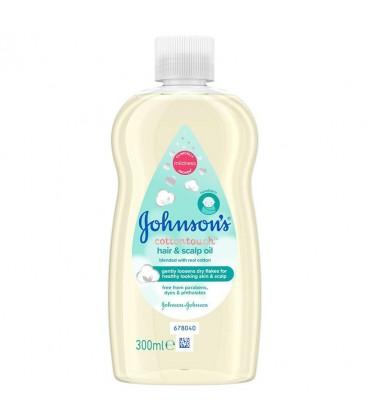 JOHNSON Baby Ulei corp cotton touch x 300ml