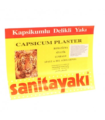 Plasture antireumatic Sanitayaki x 1buc