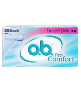 O.B. ProComfort Mini x 16buc