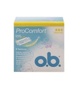 O.B. ProComfort Normal x 8buc