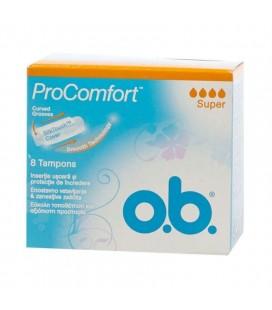O.B. ProComfort Super x 8 buc