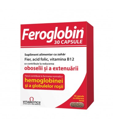 Feroglobin x 30cp  PRISUM