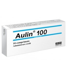 AULIN 100 mg X 10 COMPR