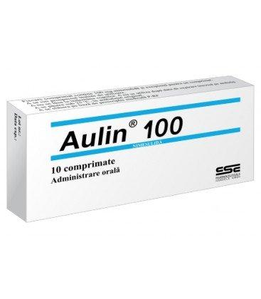 AULIN 100 mg X 10 COMPR