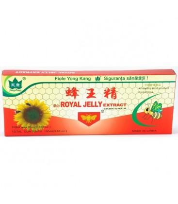 Royal Jelly solutie buvabila 10ml x 10fi
