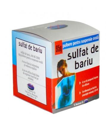 SULFAT BARIU X 1 PULB. PT.SUSP. ORALA 88,9g/100g